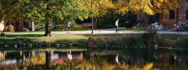 Fall CU Boulder