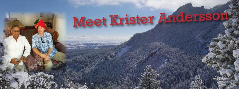 Meet Krister Andersson