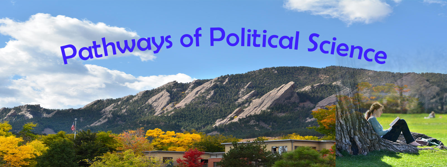 Pathways of Political Science