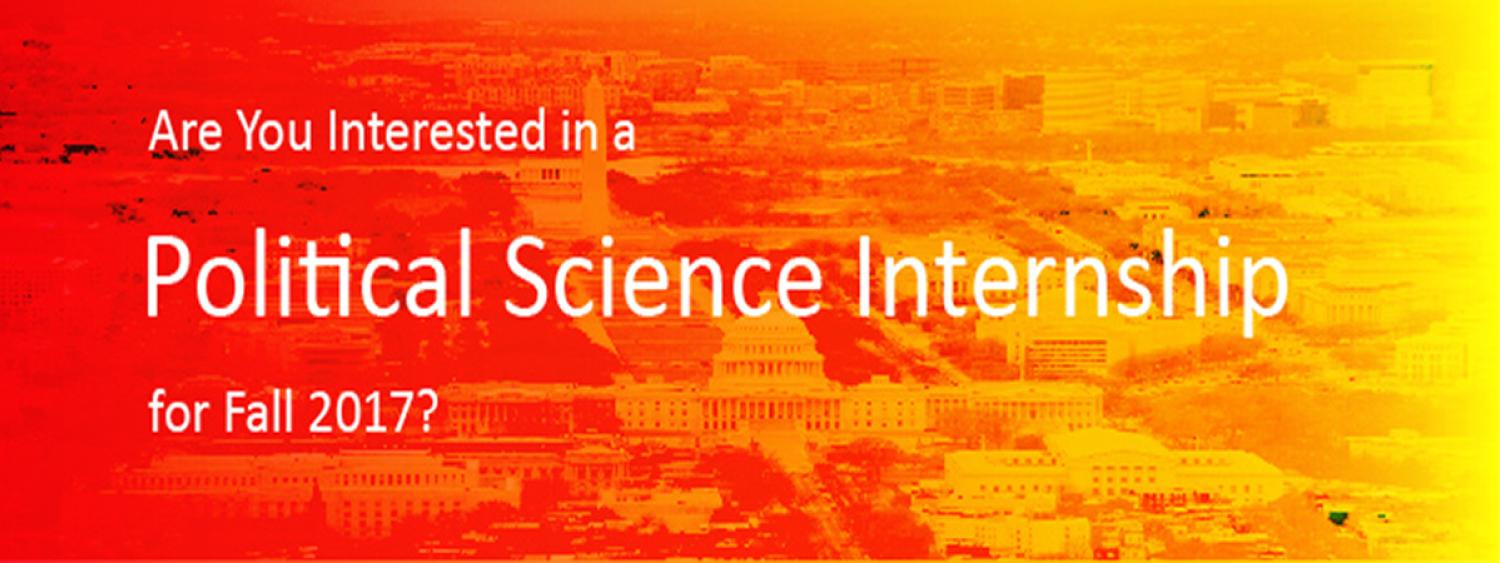 Political Science Internship