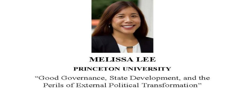 Melissa Lee Flyer