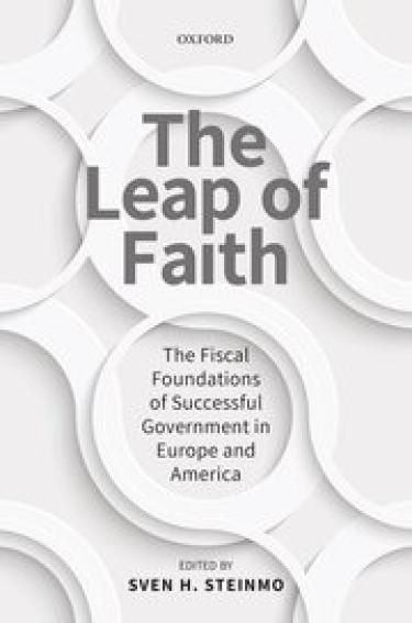 leap of faith book cover