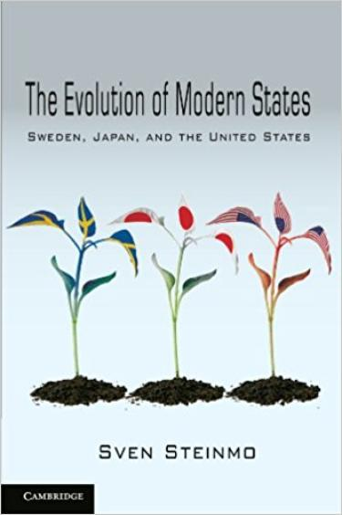 Sweden, Japan, and the United States book cover