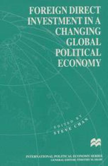 Foreign Direct Investment in A Changing Global Economy book cover