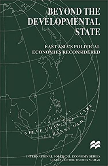 East Asia's Political Economies Reconsidered book cover