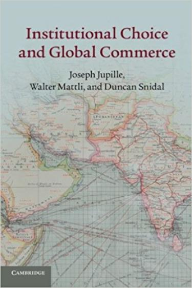 Institutional Choice and Global Commerce book cover