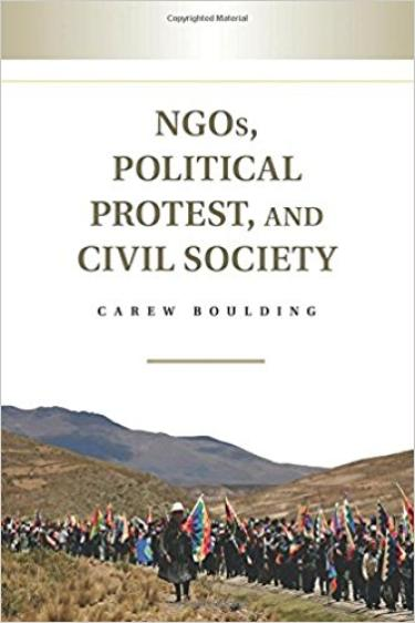 NGOs, Political Protest, and Civil Society book cover