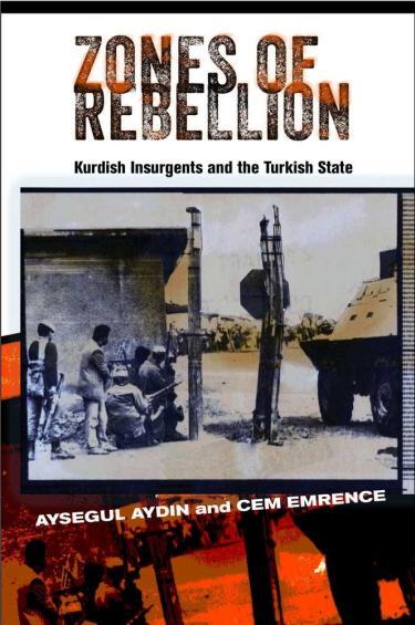 Zones of Rebellion book cover