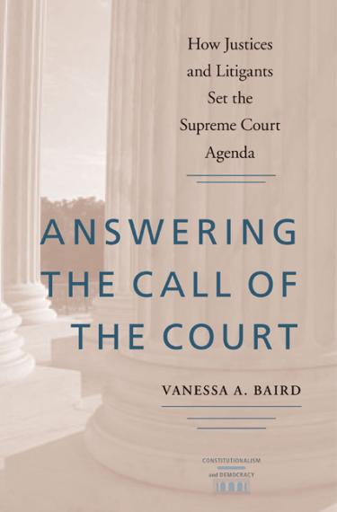 Answering the Call of the Court book cover