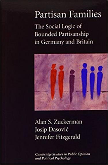The Social Logic of Bounded Partisanship in Germany and Britain book cover