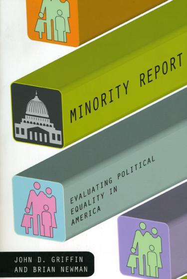Evaluating Political Equality in America book cover