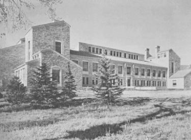 Old picture of Ketchum Hall