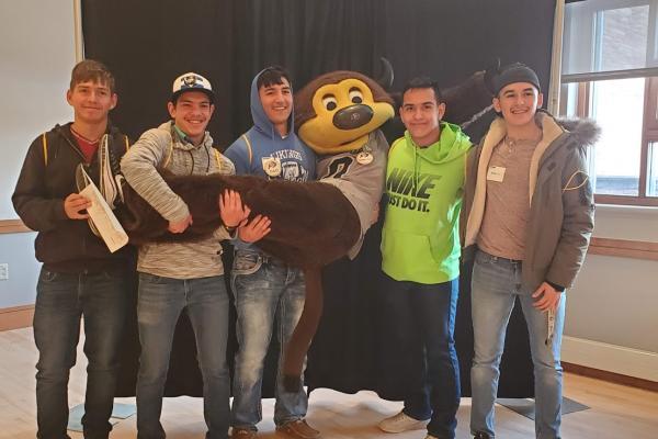 San Luis Valley students