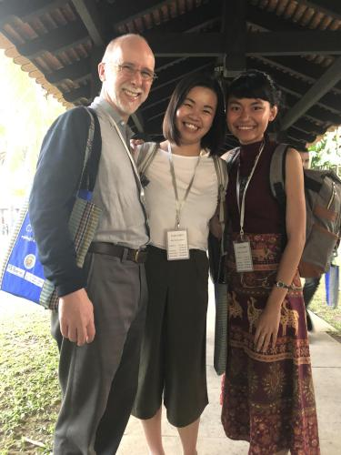 CLASP students, former and current, attend CALA 2019 in Siem Reap, Cambodia.