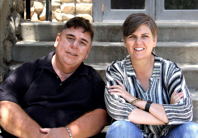 David Martinez and Ruth Hickerson