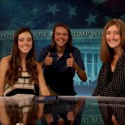 Lauren, Conner and Katie