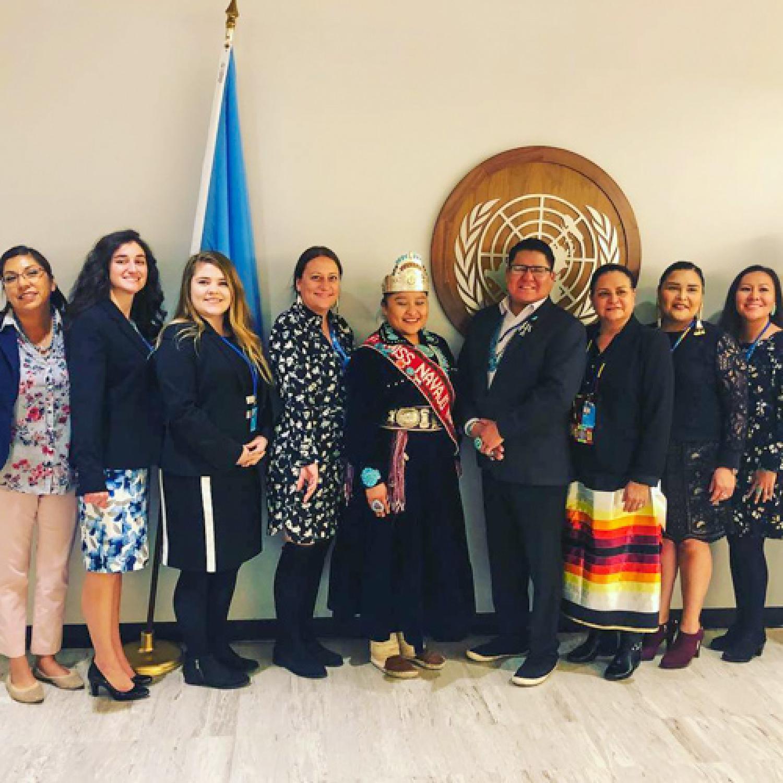 Delegation of the Navajo Nation