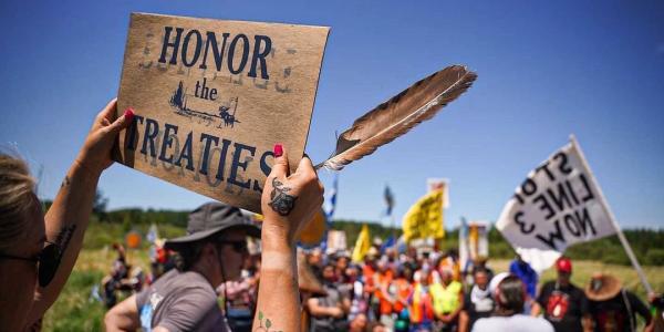 Honor The Earth Treaties Image