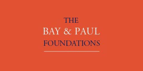 The Bay and Paul Foundations Logo