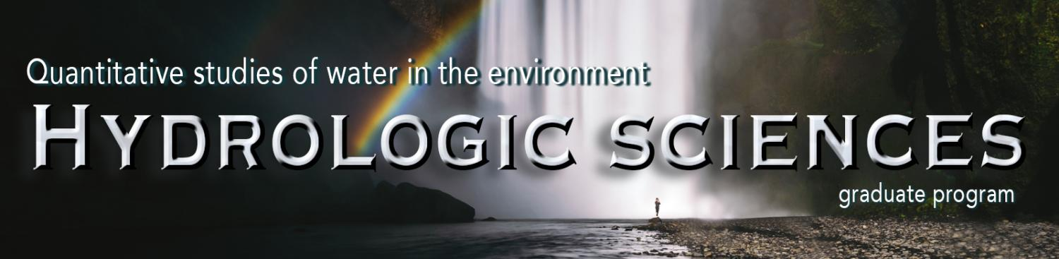 Hydrological Sciences Title