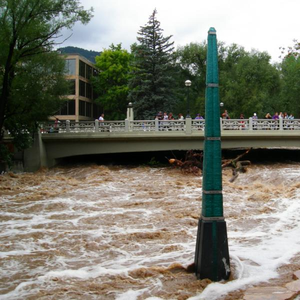 2013 flood: Gilbert White Memorial Sept 13th