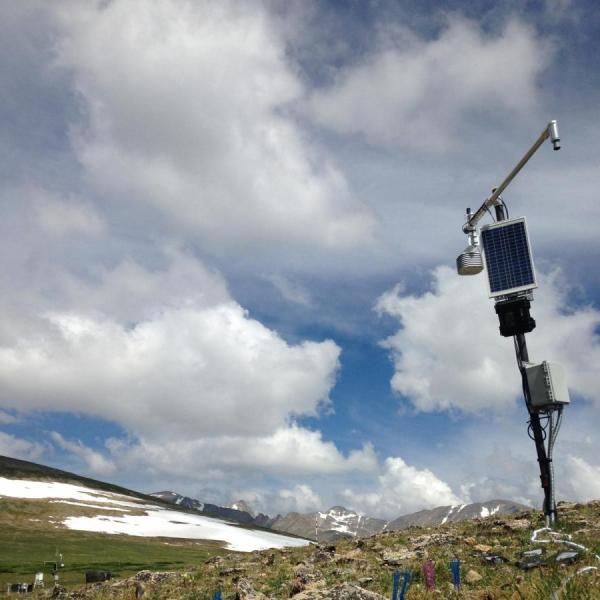 Niwot Ridge Wireless Sensor Network