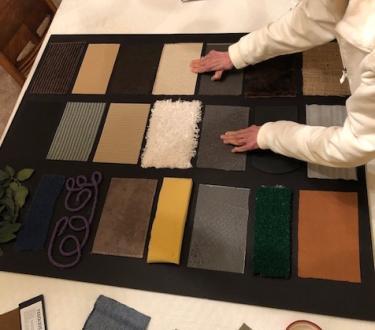 Texture board