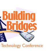 Conference logo of bridge