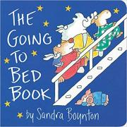 Cover of The Going to Bed Book by Sandra Boynton