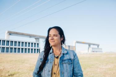 Monique Verdin, courtesy of Akasha Rabut