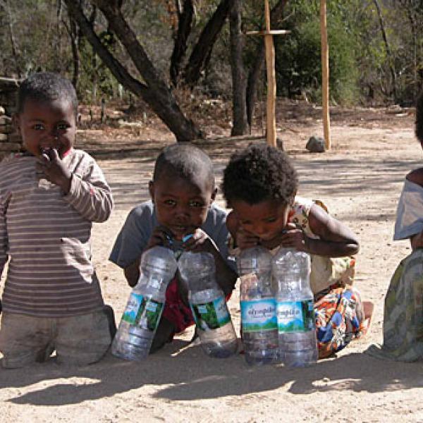 Mahafaly children.