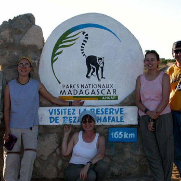 The Beza Mahafaly Special Reserve.