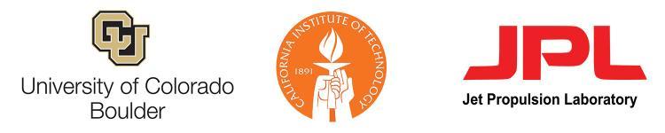 Farside Partner Logos, CU, Caltech, and JPL