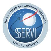 NASA SSERVI logo
