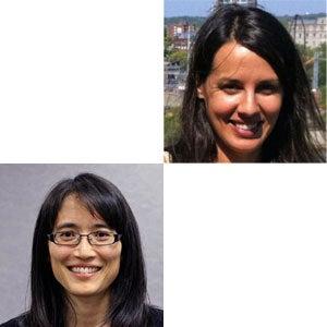 Sabine Doebel and Yuko Munakata