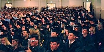 macky graduation 2