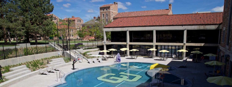 Rec Center Buffalo pool