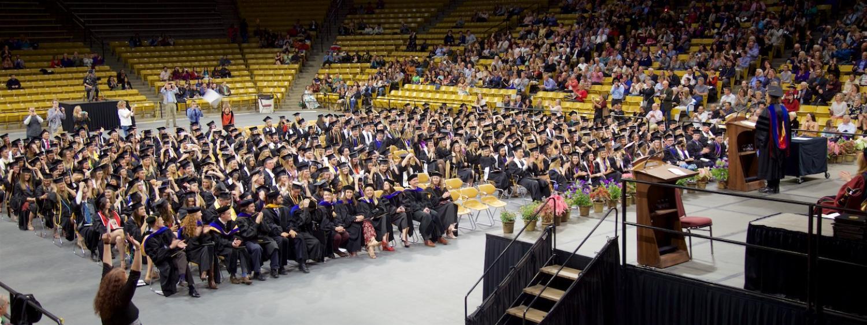 May 10 2019 graduation ceremony