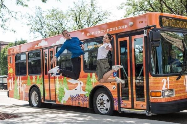 Hop bus