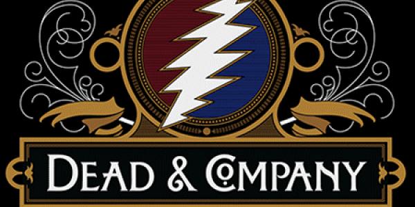 Dead & Company Concert logo