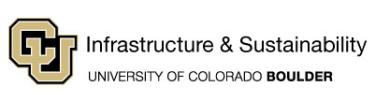 Infrastructure and Sustainability logo