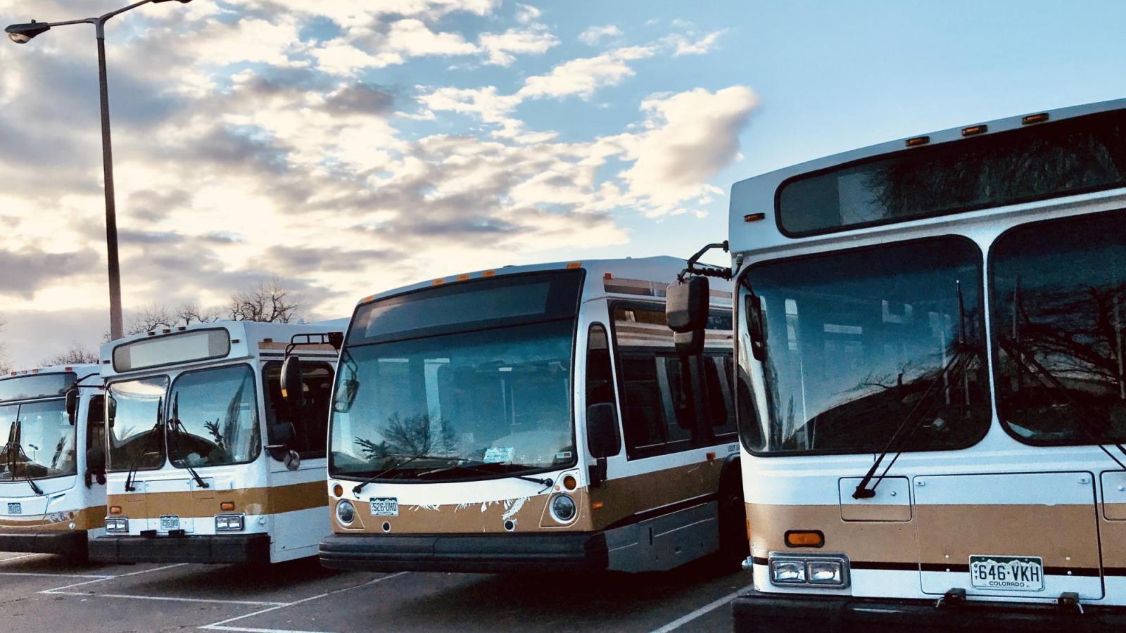 buff bus fleet