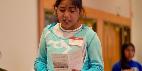 K-12 students from Boulder and Lafayette will present their year-long projects on the topics of immigration, youth homelessness, animal rights and more