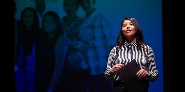 Enihs Medrano's CU Boulder's Ed Talk