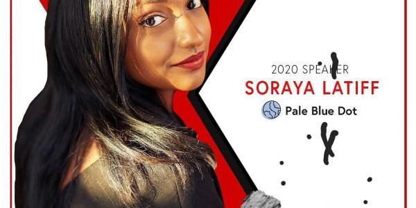 Soraya's TEDX Talk