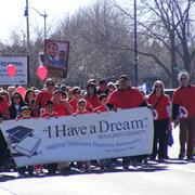 City of Lafayette's 8th Annual Martin Luther King, Jr. March for Peace
