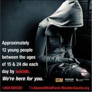 Teen Suicide Print PSAs