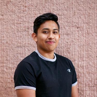 Edwin Mendoza Olea Puksta Scholar at CU Boulder