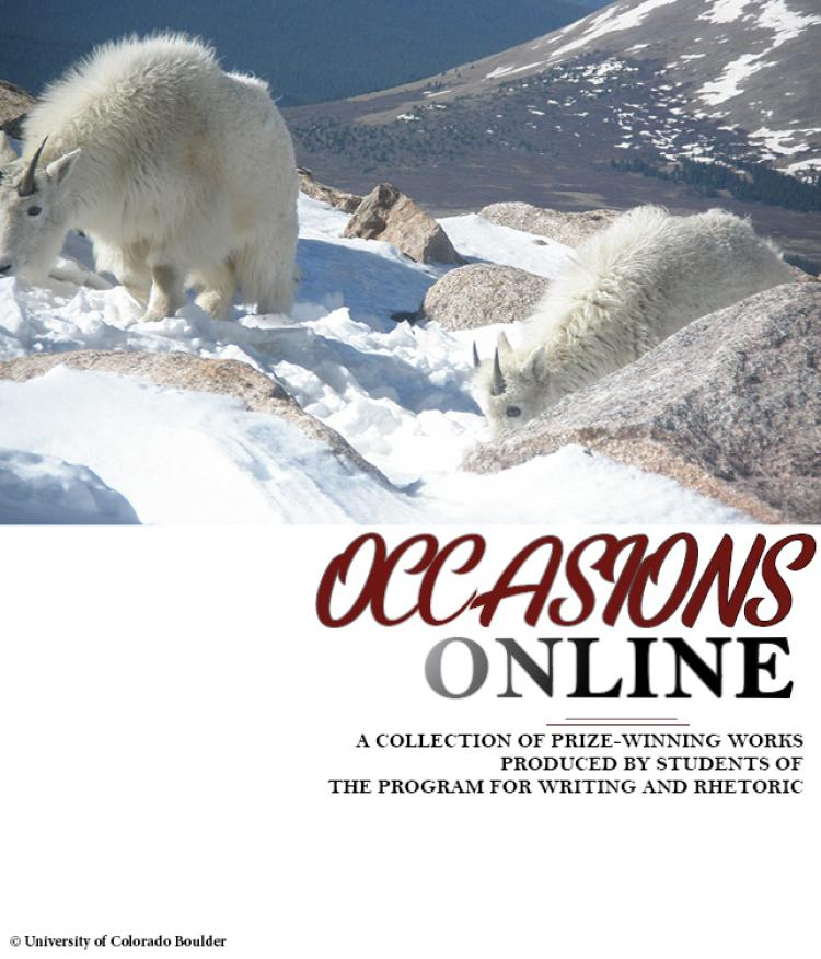 occasions 2017 cover