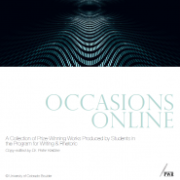 Occasions cover 2012
